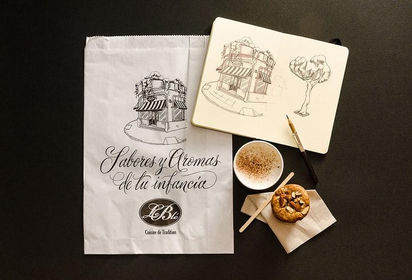 Le Blé – Packaging 7