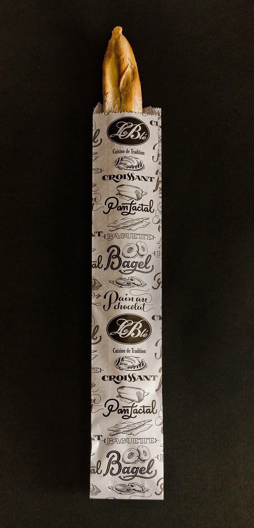 Le Blé – Packaging 9