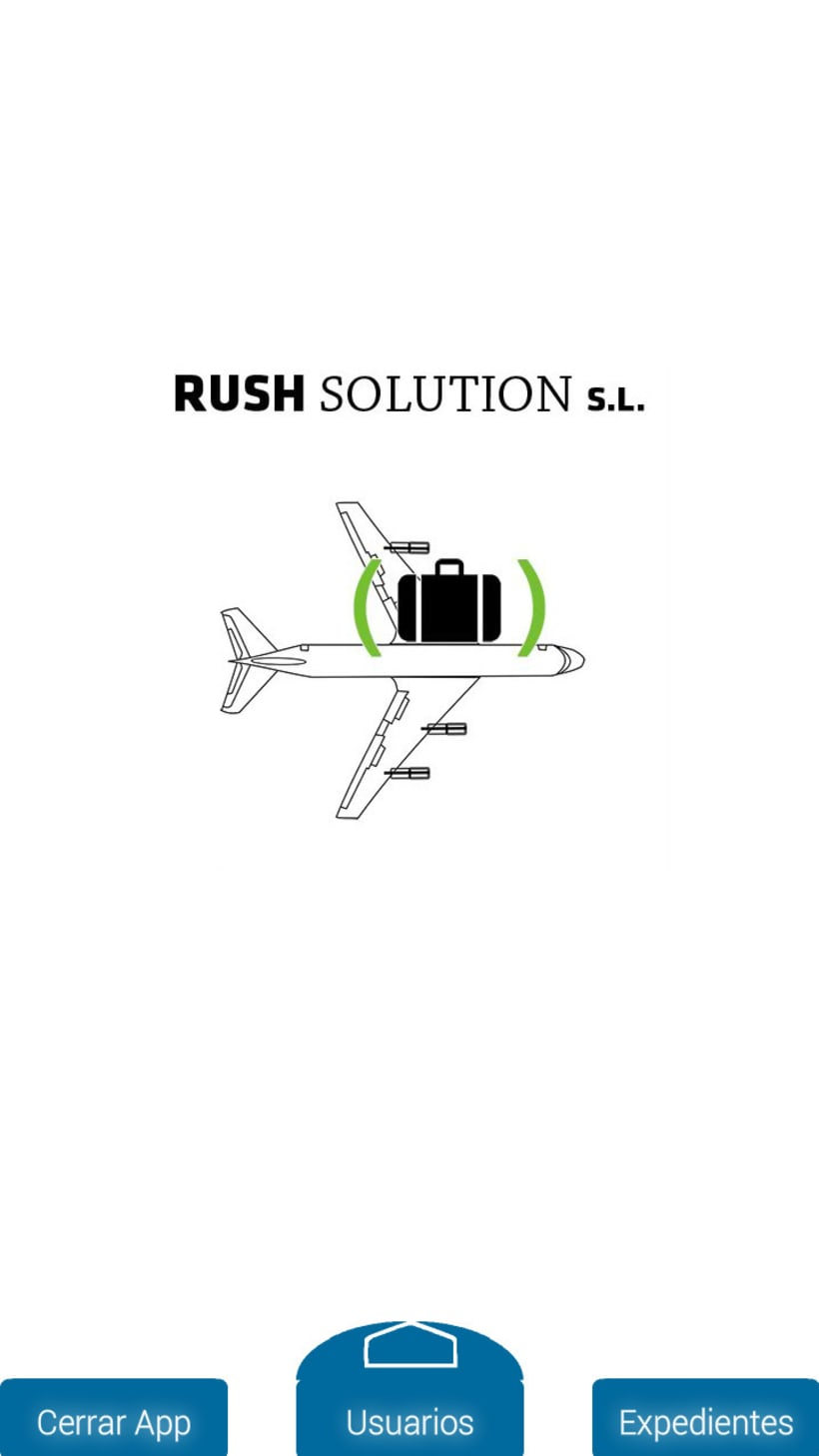 Rush Solution Aministrator,App para empresa de reparto, Android, PC e IOS -1