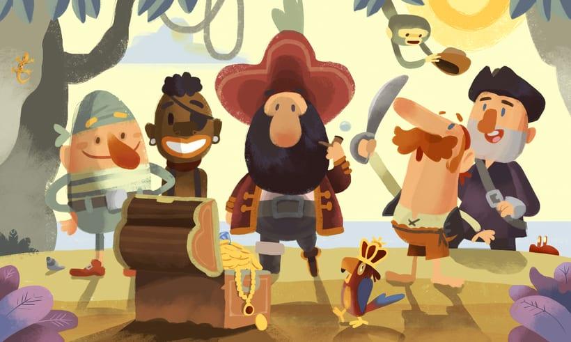 Piratas! -1