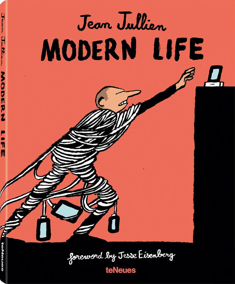 Jean Jullien, el ilustrador de la sociedad moderna 1