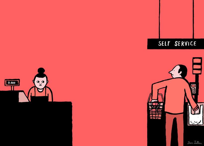 Jean Jullien, el ilustrador de la sociedad moderna 16