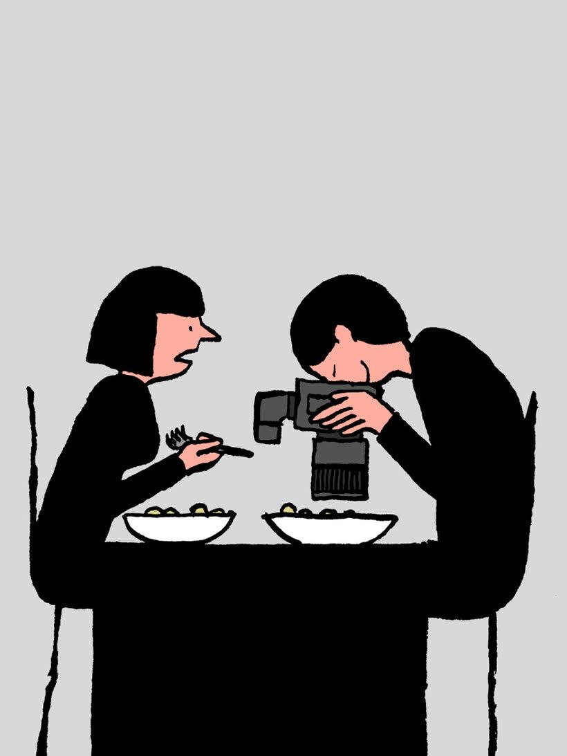 Jean Jullien, el ilustrador de la sociedad moderna 20