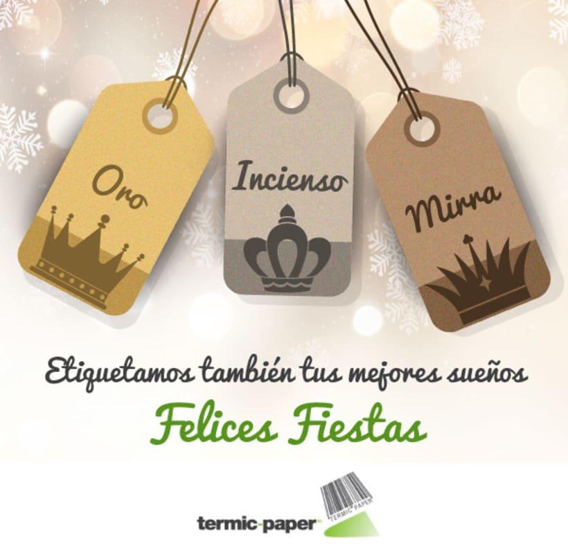 Postales de Navidad 5