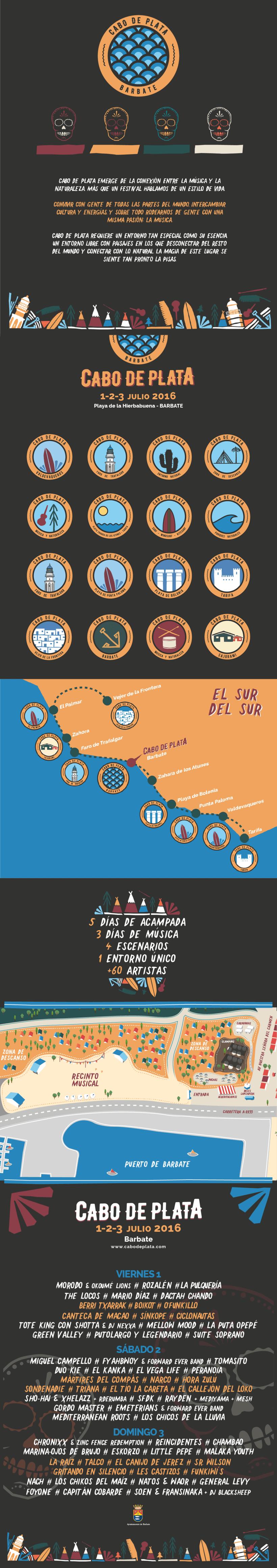 Cabo de Plata · 2016 0