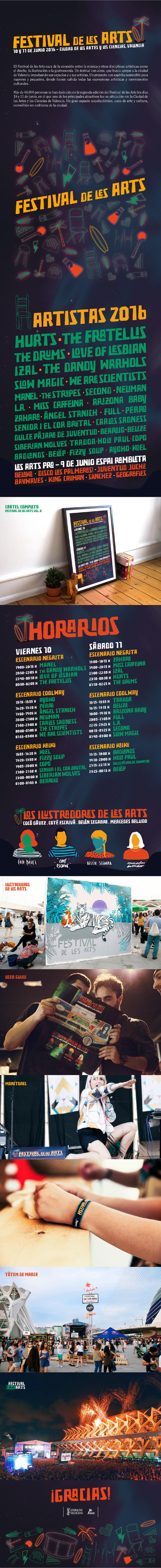 Festival de les Arts · 2016 -1
