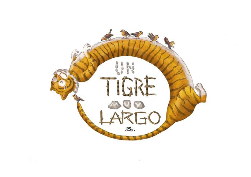 Un Tigre Muy Largo 5