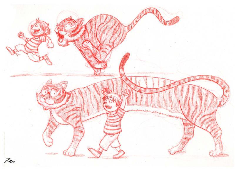 Un Tigre Muy Largo 19