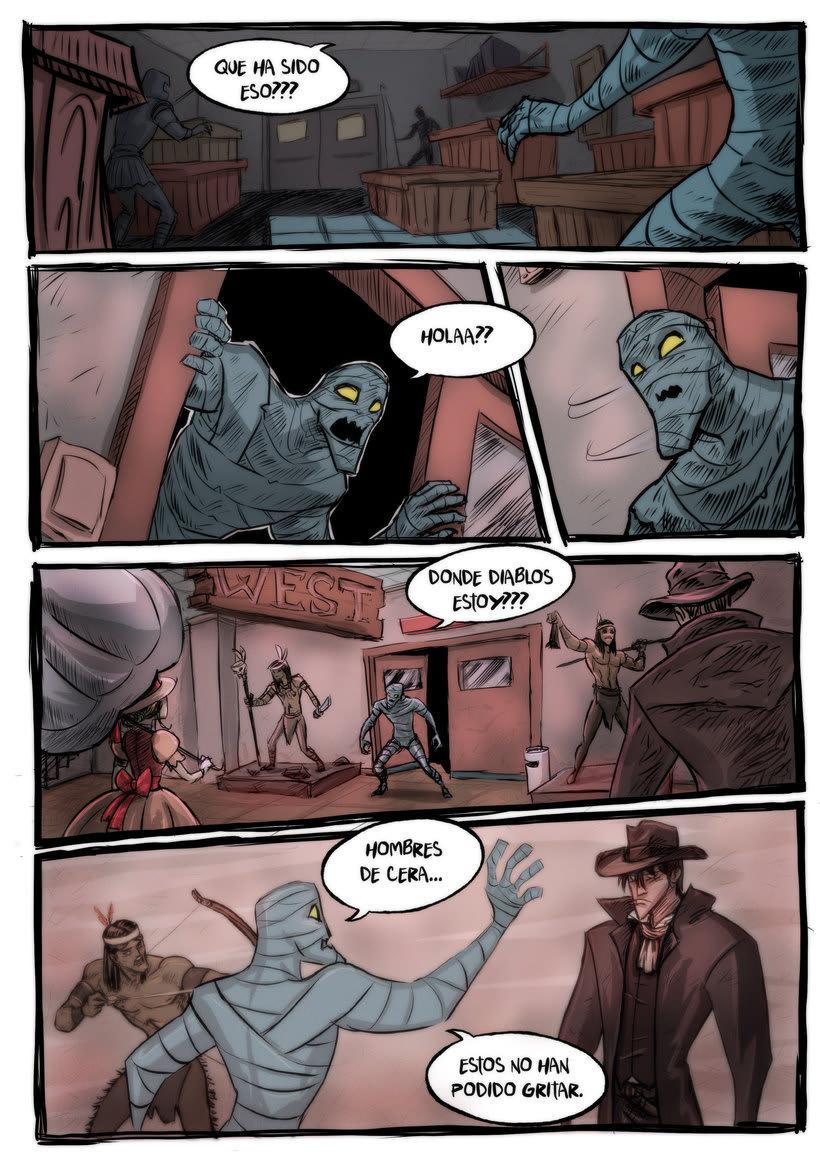 nuevas paginas de Detective Misterio 11