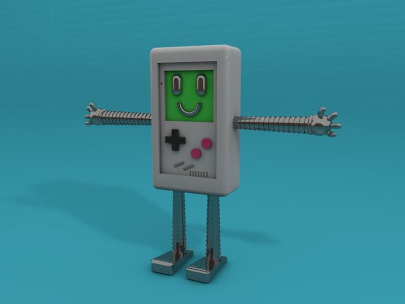 Sr. Game Boy 3