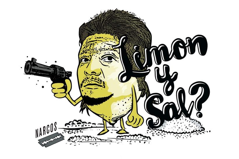 Limon y Sal?  0