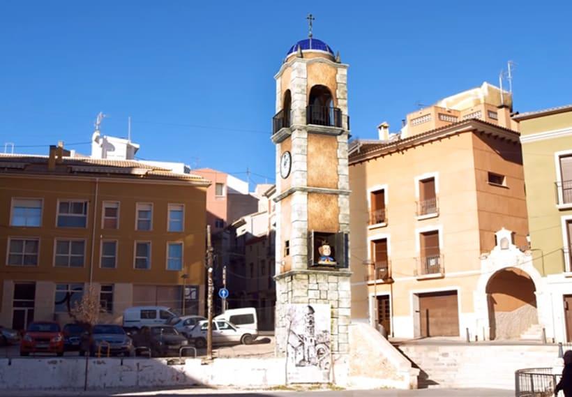Torre del Orejón de Villena 0