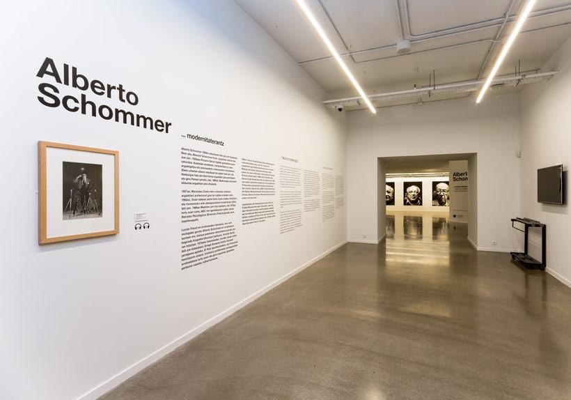 """Exposición """"Alberto Schommer ...hacia la modernidad"""" 0"""