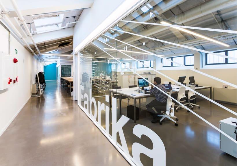Coworking + Fabrika 5