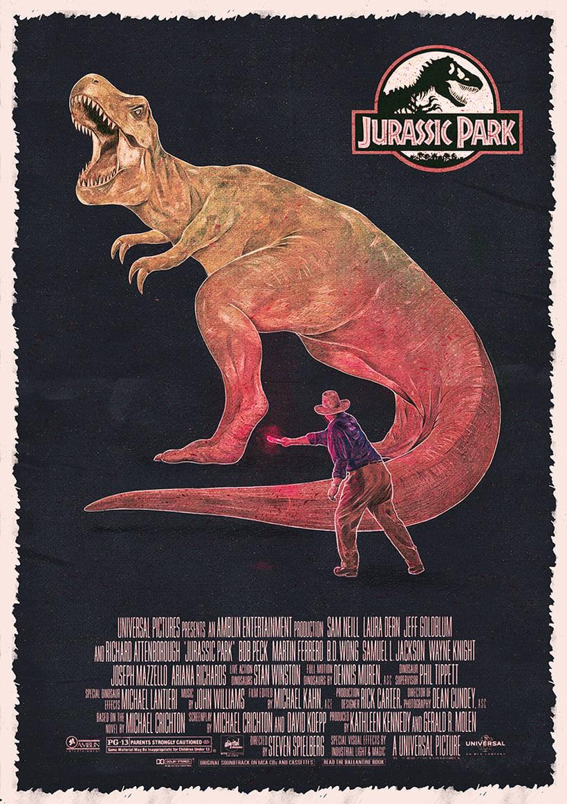 Increíble Parque Jurásico 3 Para Colorear Inspiración - Enmarcado ...