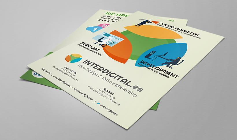 Flyer Interdigital 1