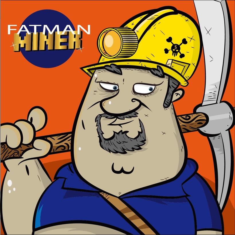 FATMAN & Monster Game( Videojuegos) 28