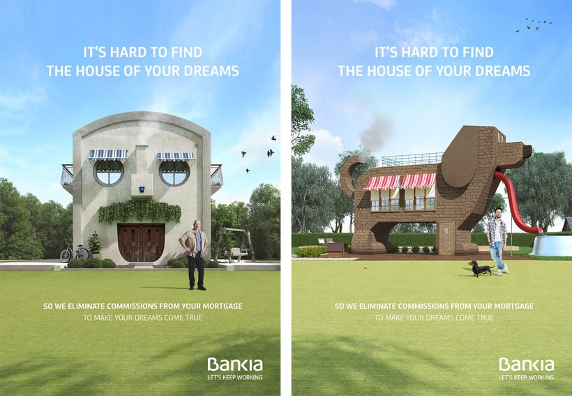 Bankia: The House of your Dreams 8