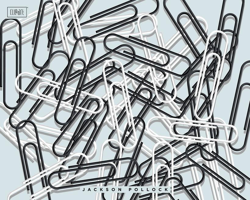 Mauco Sosa transforma clips en obras de arte 4