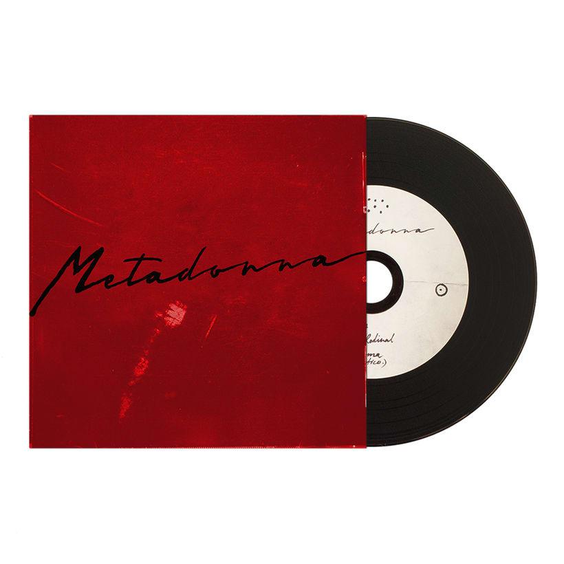 DISEÑO CD Metadonna 0