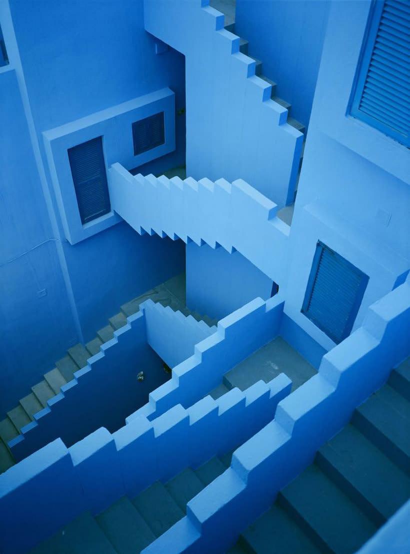 Fred Guillaud: un estudio fotográfico de la arquitectura 1