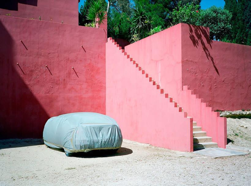Fred Guillaud: un estudio fotográfico de la arquitectura 2