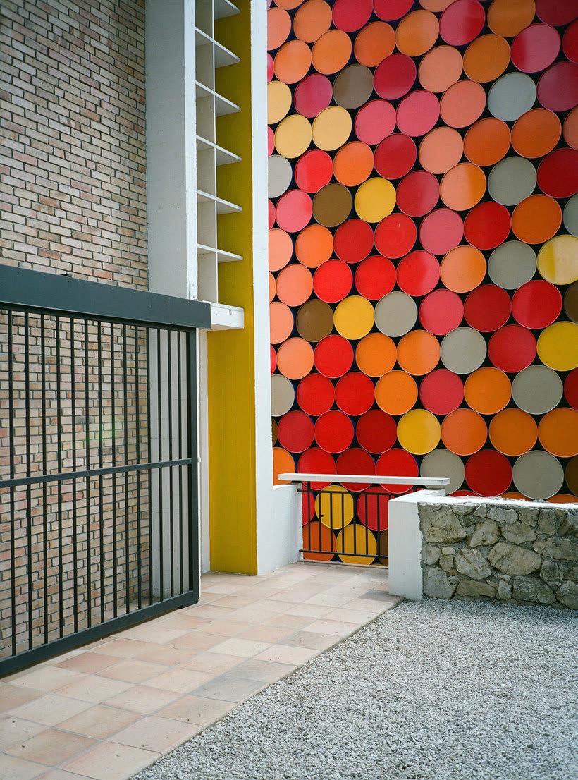 Fred Guillaud: un estudio fotográfico de la arquitectura 7