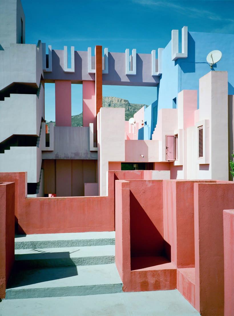 Fred Guillaud: un estudio fotográfico de la arquitectura 8