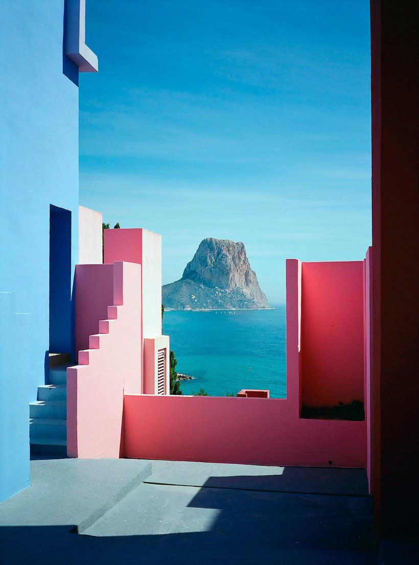 Fred Guillaud: un estudio fotográfico de la arquitectura 10