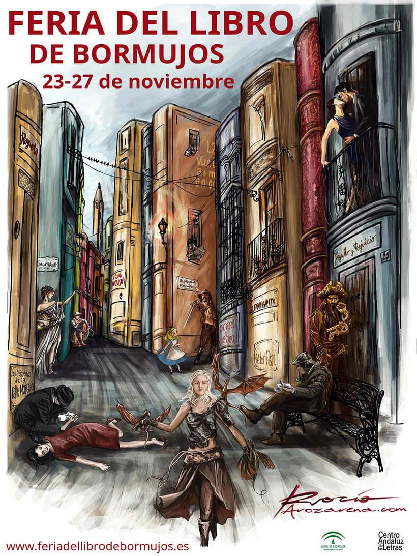 Cartel Feria del Libro -1