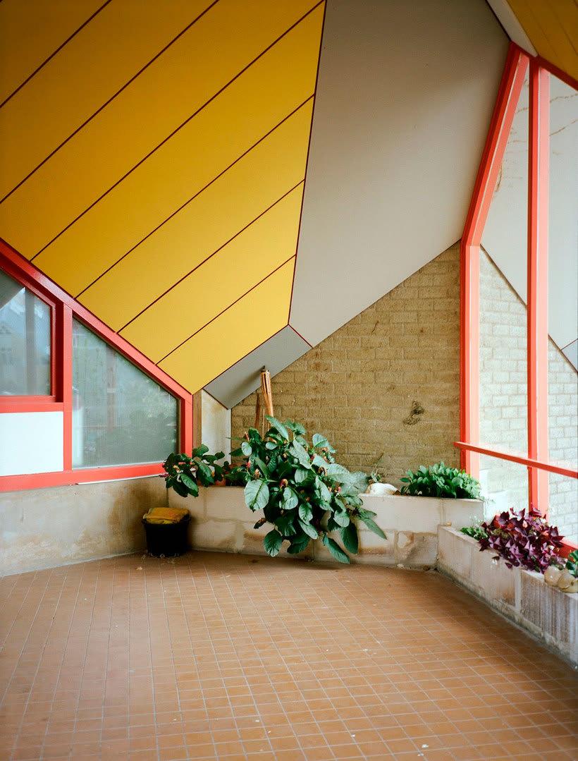 Fred Guillaud: un estudio fotográfico de la arquitectura 12