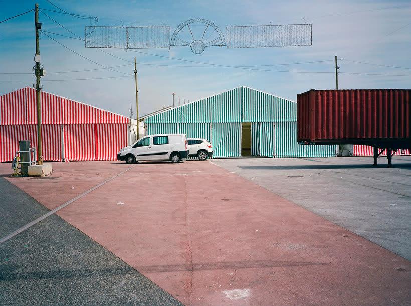 Fred Guillaud: un estudio fotográfico de la arquitectura 15
