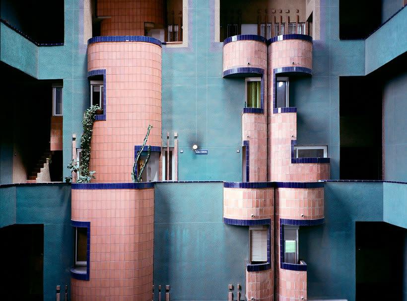 Fred Guillaud: un estudio fotográfico de la arquitectura 16