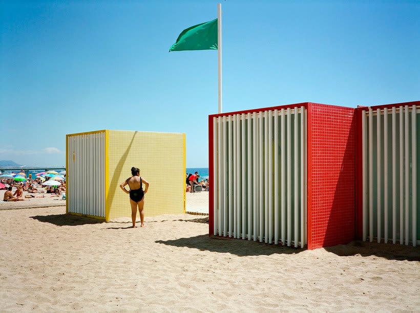 Fred Guillaud: un estudio fotográfico de la arquitectura 17