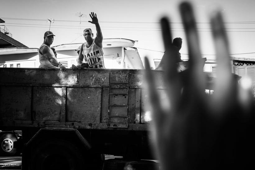 Stop Motion: Cuba 2016 -1