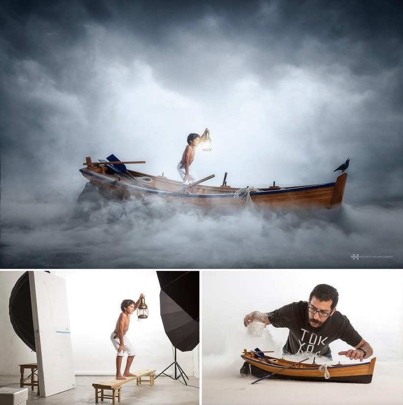 Felix Hernandez y el arte de fotografiar escenas diminutas 6
