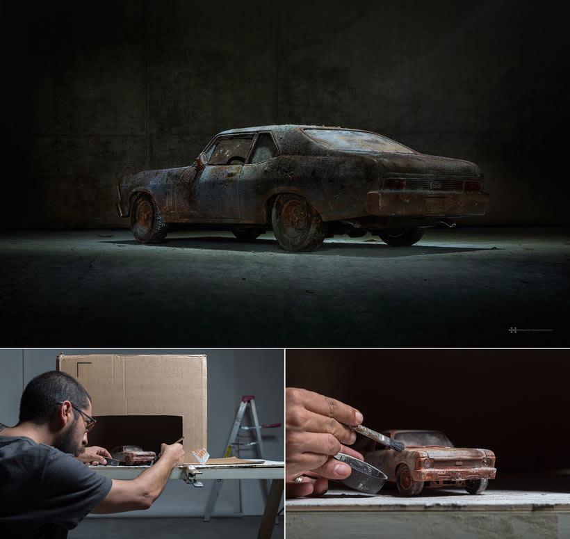 Felix Hernandez y el arte de fotografiar escenas diminutas 20