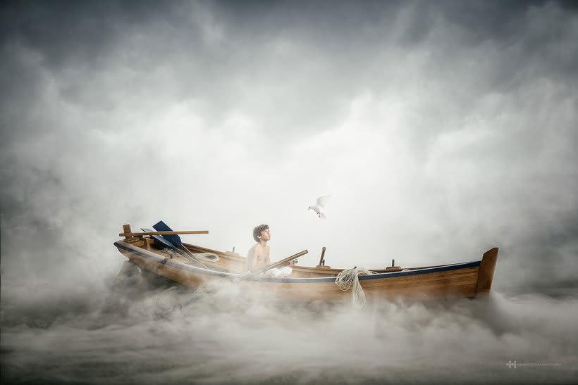 Felix Hernandez y el arte de fotografiar escenas diminutas 17