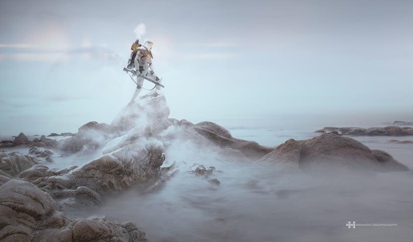 Felix Hernandez y el arte de fotografiar escenas diminutas 11