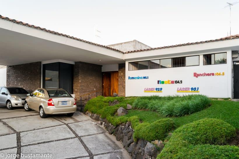 Centro de Producción Grupo Radio Stereo. San Salvador, El Salvador. 0