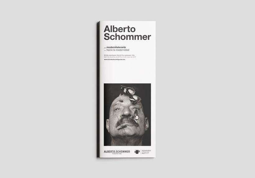 """Exposición """"Alberto Schommer ...hacia la modernidad"""" 3"""