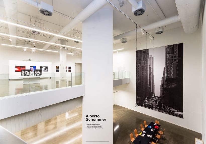 """Exposición """"Alberto Schommer ...hacia la modernidad"""" 2"""