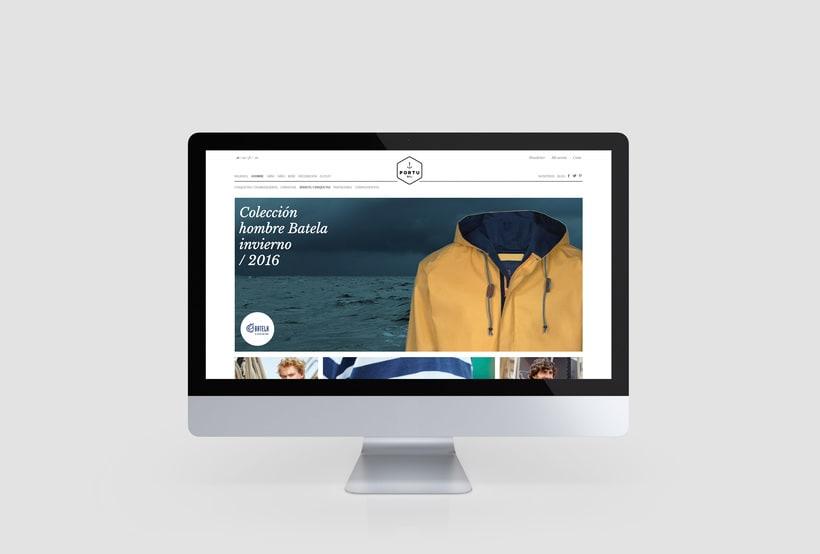 Portu, sitio web 1