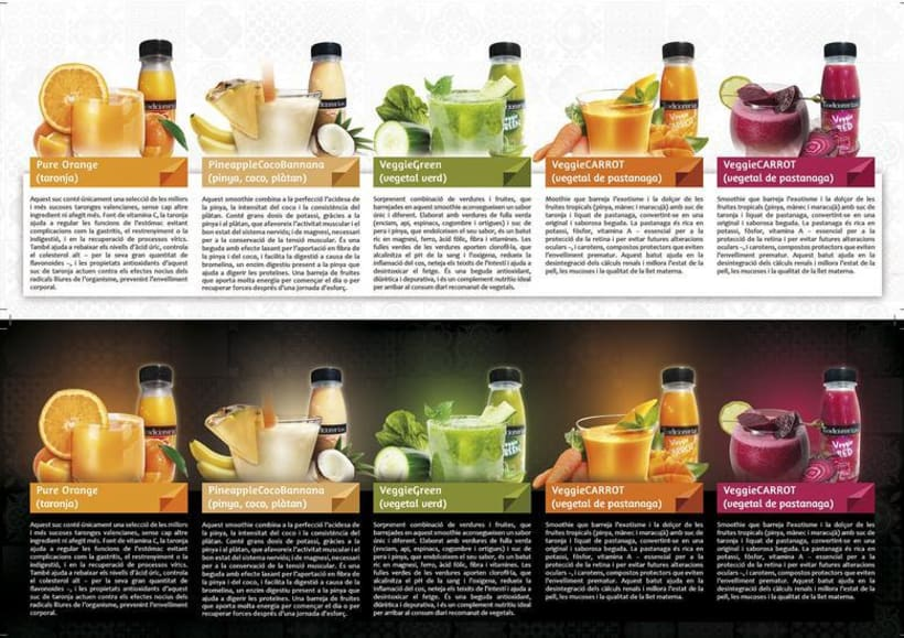 Diseño: juices and smoothies 0