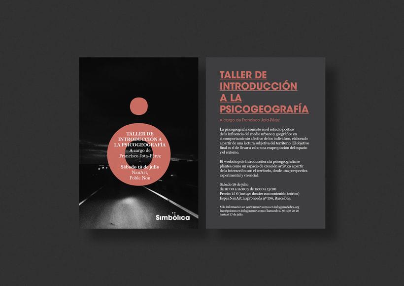 Simbólica, Asociación de Arteterapeutas y Mediadores Artísticos 8