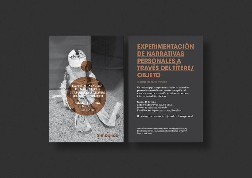 Simbólica, Asociación de Arteterapeutas y Mediadores Artísticos 7