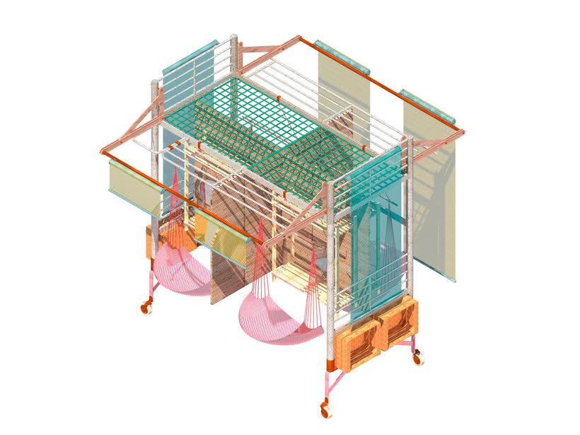 Izaskun Chinchilla diseña un coworking con 'Ikea Hacks' 7