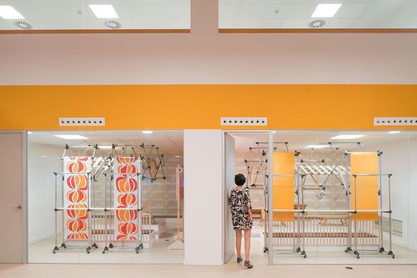 Izaskun Chinchilla diseña un coworking con 'Ikea Hacks' 15