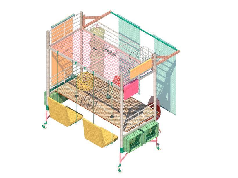 Izaskun Chinchilla diseña un coworking con 'Ikea Hacks' 18