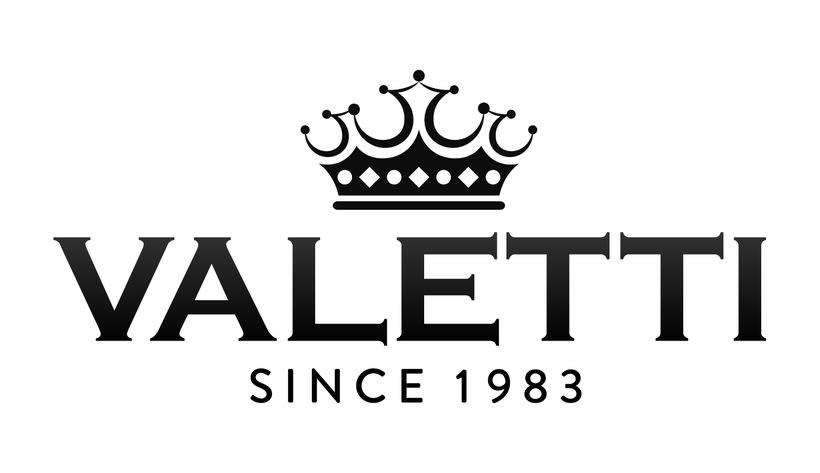 Valetti - Diseño de imagotipo para una marca de zapatos de lujo, Cherry Heel. -1